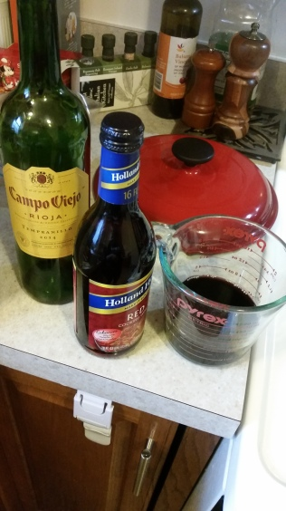 Good for my whine when I have a beef with someone and want to stew, right? :D